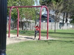 Swing a little