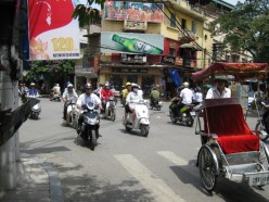 Walking Tour Old Quarter Hanoi