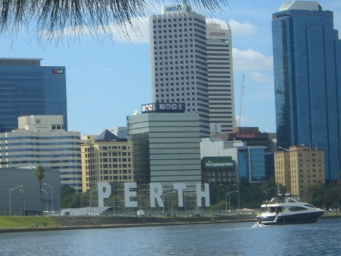 Perth is a nice place to visit