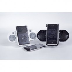 LiveSpeaker Customized Speakers for iPod and iPhone