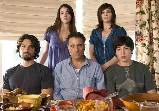 "The Rizzo Family in ""City Island"""