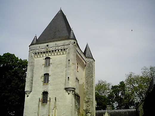 The Donjon, Chateau D'Argy