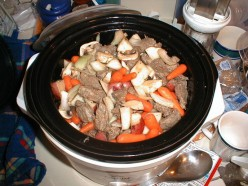 The Basic Of Meat Stew :: Techniques in Stewing Meat :: Pork and Beef Stew