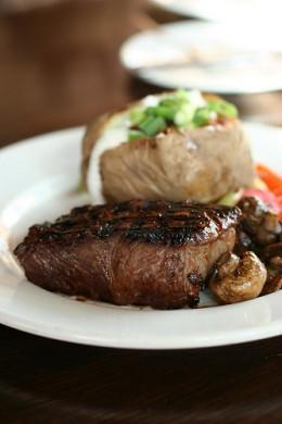 Perfect Sirloin Steak