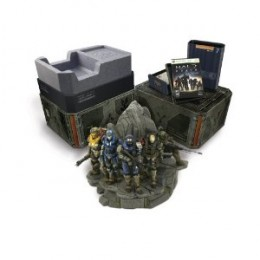 Look at the Noble Team statue!