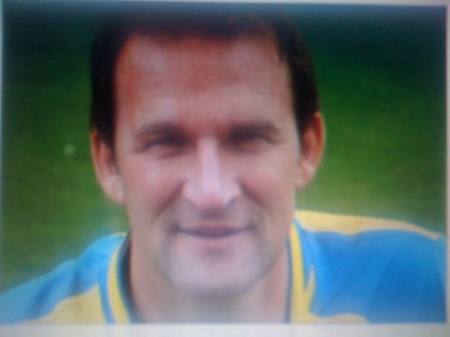 Leeds manager Simon Grayson