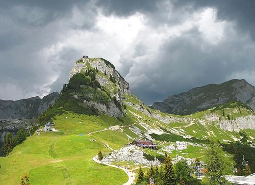 Eagle's Nest, Tyrol