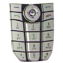 Typical Cellphone Keypad