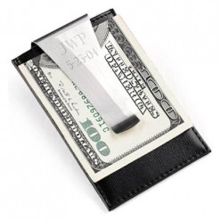 For Men: Throw Away Your Wallet and Get a Money Clip Card Holder Instead