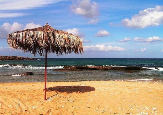 Karpas Beach, Northern Cyprus