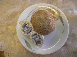 Recipes: Banana Oatmeal Muffins