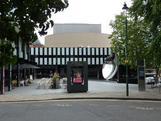 Nottingham Playhouse - mainly modern plays