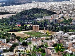 Temple of Zeus, Athens