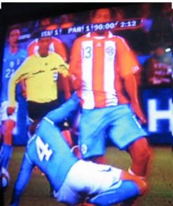 FIFA World Cup 2010 - Italy V/s Paraguay