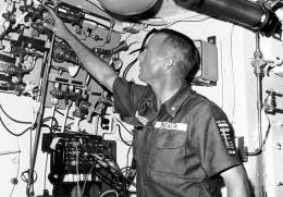 Scott Carpenter, Astronaut/Aquanaut.