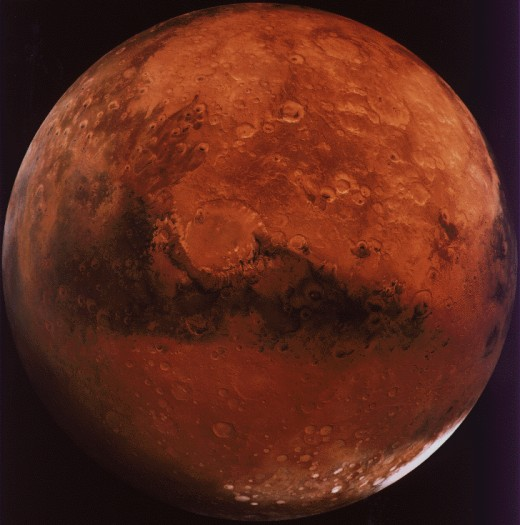 The Red Planet  (http://www.windows2universe.org/mars/images/mars1.gif)
