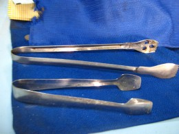 A couple more varieties of tongs