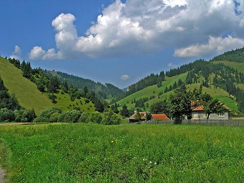 The Carpathian Mountains, Moldova