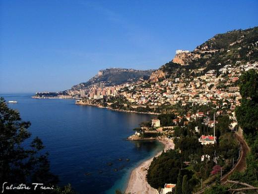 Cte d'Azur - Monaco