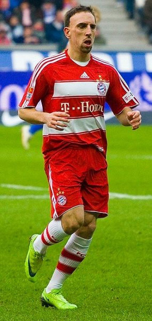 Other hot soccer players