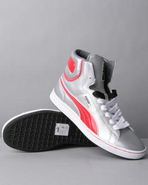 Puma Sneakers For Men High Top