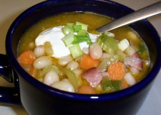 рецепт приготовления летних супов