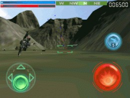 Tank Recon 3D (note: screenshot is from Blackberry version, but Android version looks BETTER due to higher resolution)