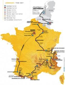 Tour de France in 2010