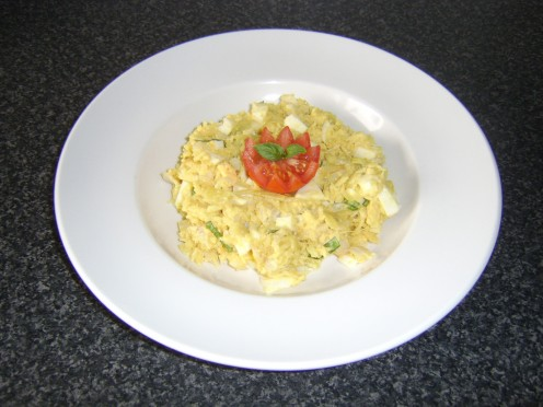 Kedgeree - The Breakfast Curry