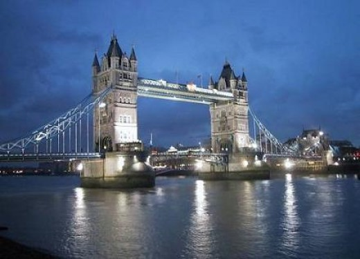 Most Beautifull Places London City Most Beautifull Place