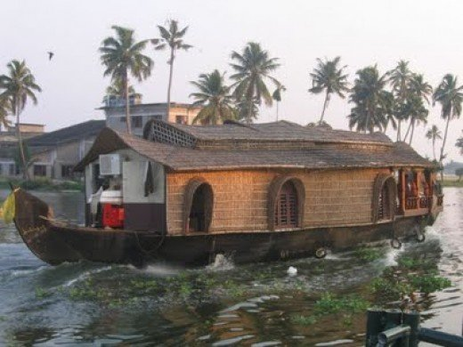 Specialty houseboat