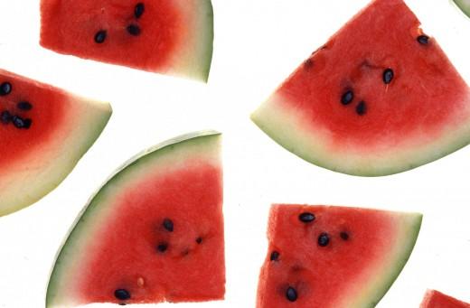 Watermelon For Fruit Salsa