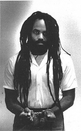 A travesty of justice in the face of a confessor to the crime of cop killing, still has Mumia Abu Jamal on death row for a crime he did not commit.