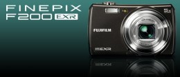 Fujifilm Finefix F200 camera