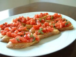 Healthy Italian Recipes - Appetizers