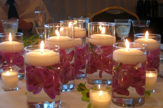 I 39m a completely fan of Wedding Reception Centerpieces and when I come to a