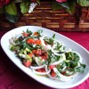 Easy & Healthy Patience Dock Green Salad Recipe