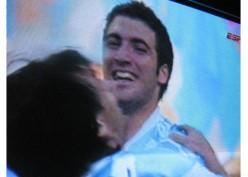 Argentna enteres Pre quarter finals of FIFA World Cup 2010