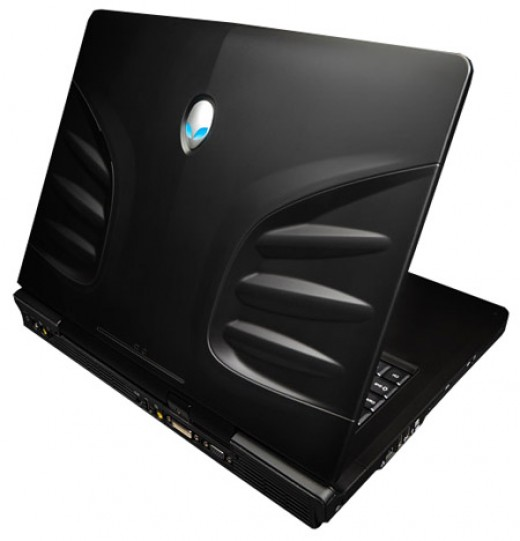 Alienware Area 51 laptop