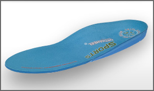 Orthaheel Sports Insoles
