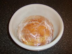 Cob Wrapped in Clingfilm