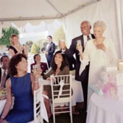 Wedding Receptions & Tents: CAUTION