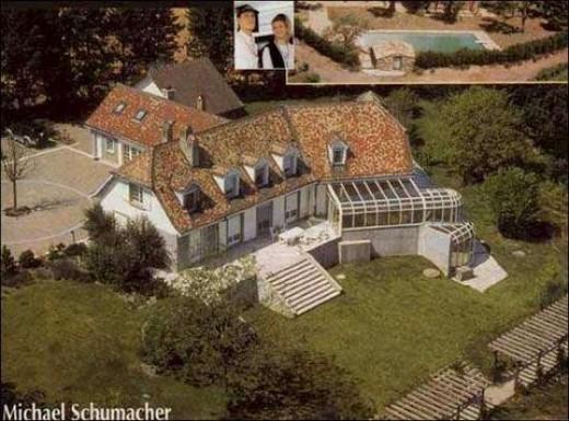 celebrity-houses-michael schumacher