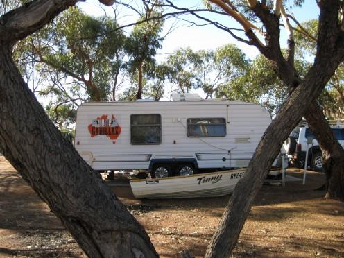 This is a good caravan park!