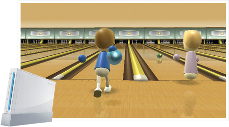 Wii Sports Bowling From ign