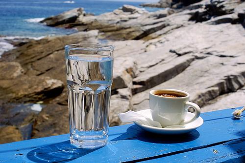 GREEK COFFEE (Photo courtesy of http://farm4.static.flickr.com/)