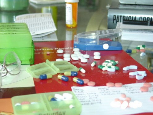 Happy little pills