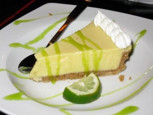 Key Lime Pie from skoolie.vox.com