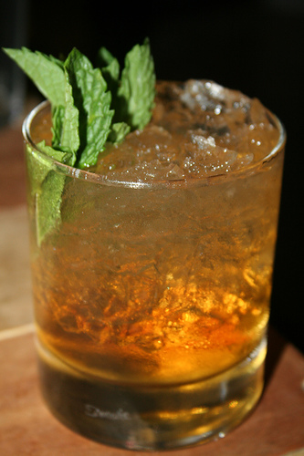 Mint Julep drink photo: rcrowley @flickr