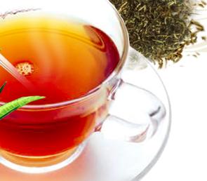 A hot cup of tea!